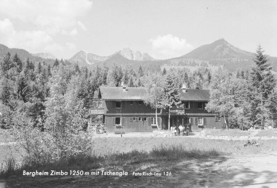 Bergheim Zimba Tschengla