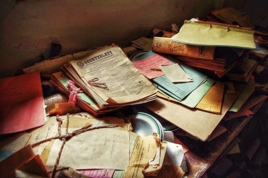 Stasi Akten