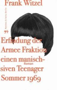 Frank Witzel - Die Erfindung - Deutscher Buchpreis