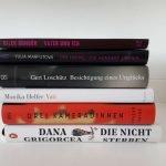 Deutscher Buchpreis 2021 - Die Longlist